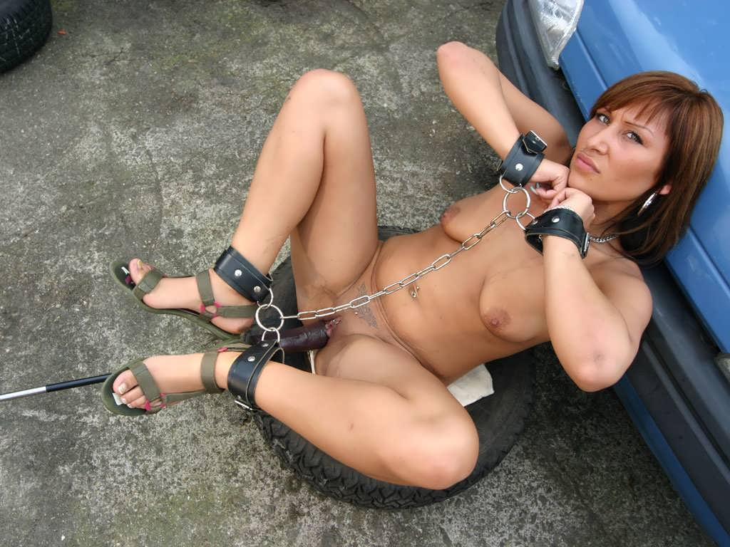 After Extrem titten bondage sexy